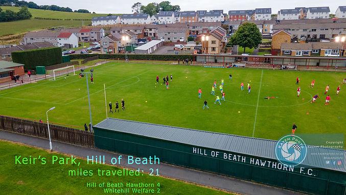 Keir's Park, Hill of Beath