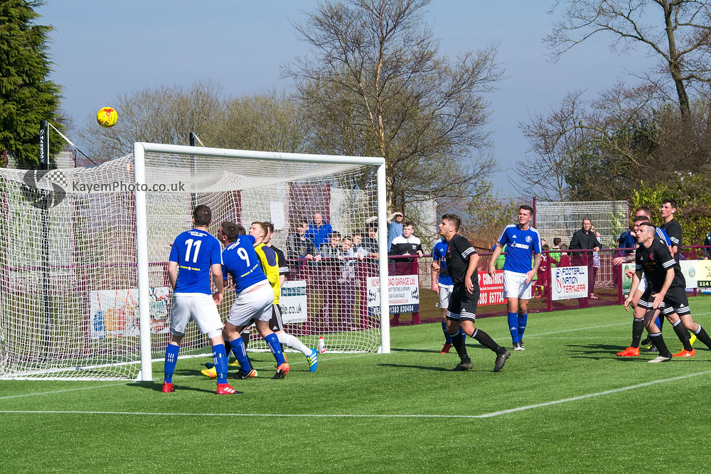 Sheerin couldn't make Kelty's corners count