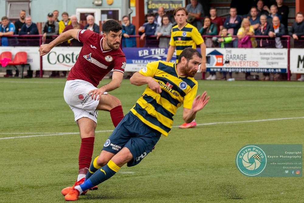 Man of the Match: Thomas O'Ware