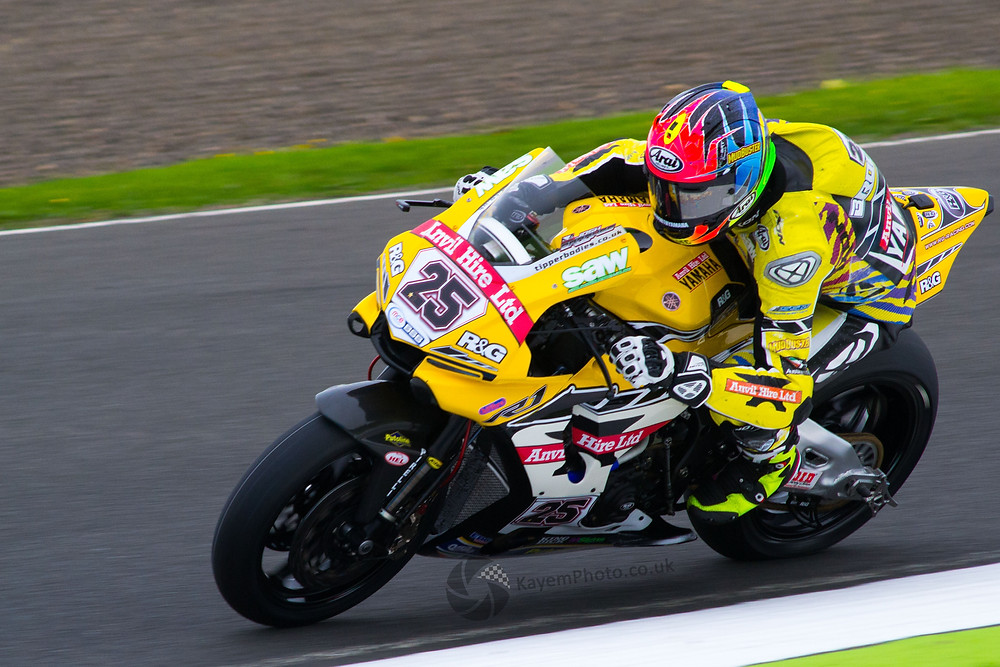 Josh Brookes - Anvil TAG Yamaha