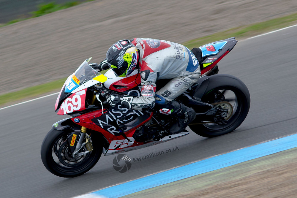 Chrissy Rousse, Mission Racing BMW S1000RR