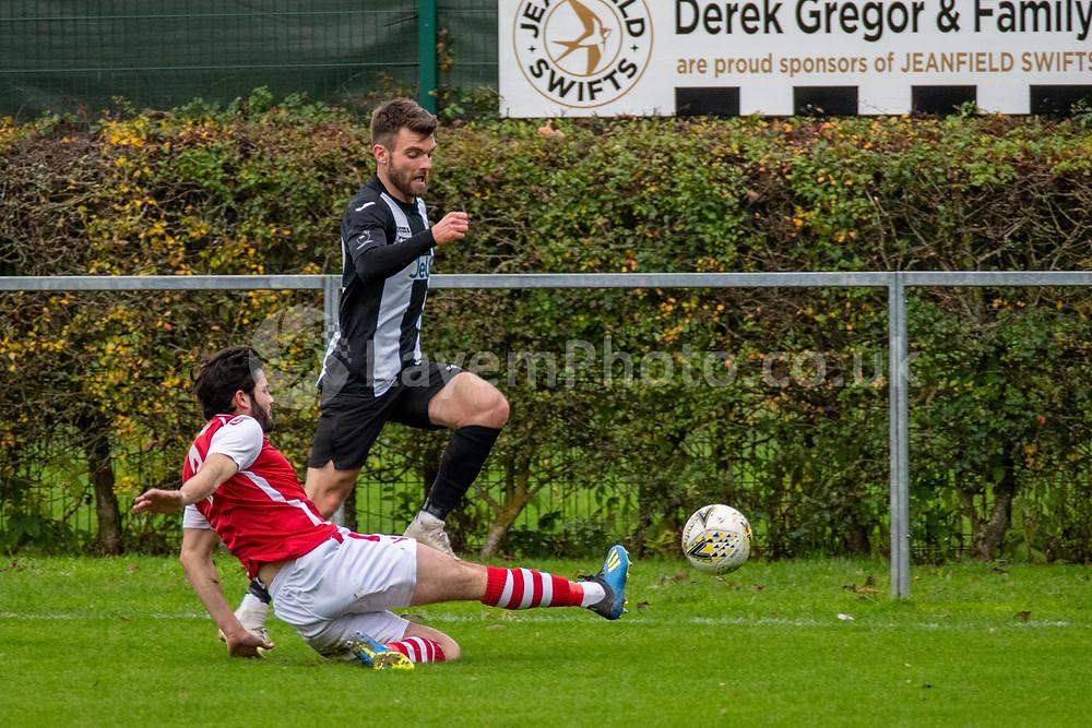 Man of the Match: Chris Dodd