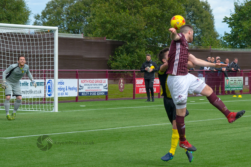 Ritchie heads for goal