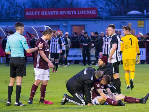 Kelty Cup Jinx Strikes Again