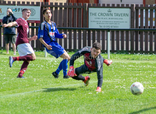Six Out Of Fife For Tranent