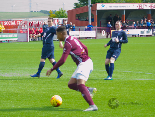 Kelty Announce League Arrival In Style