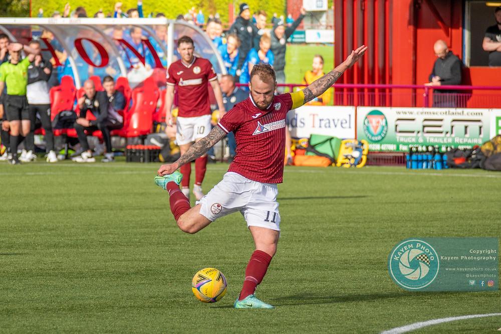Man of the Match: Kallum Higginbotham