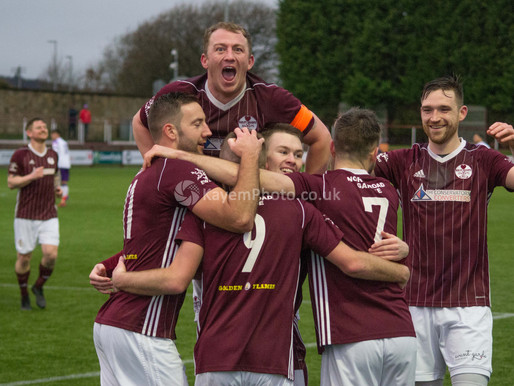 Record Breaker Cargill Helps Kelty Hit 5