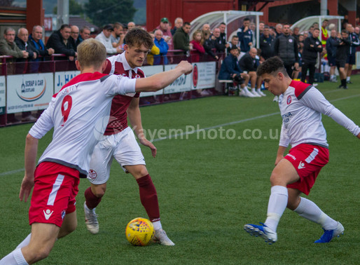The Goals Keep Coming For Kelty