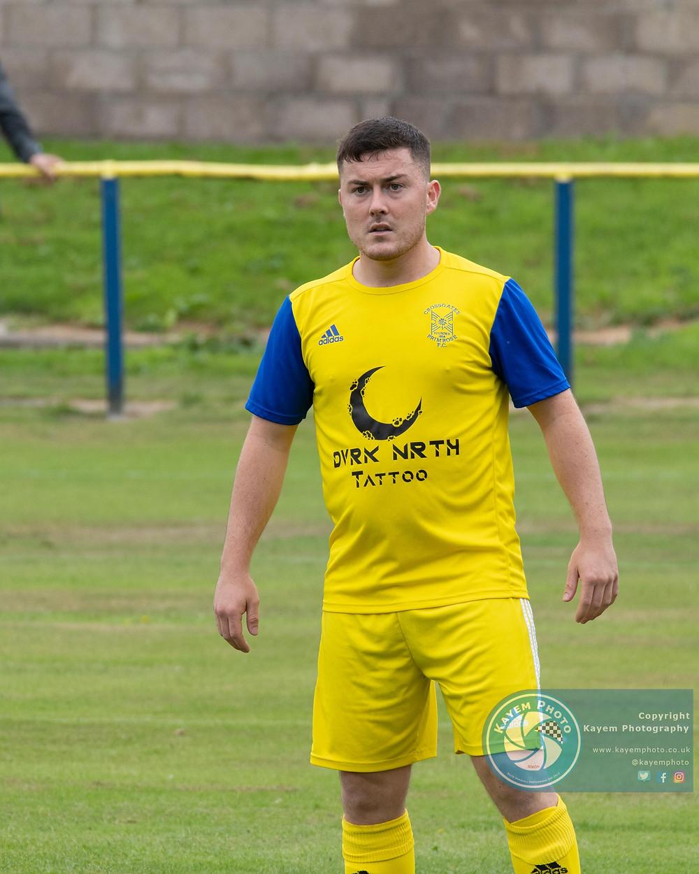 Man of the Match: Finn Graham