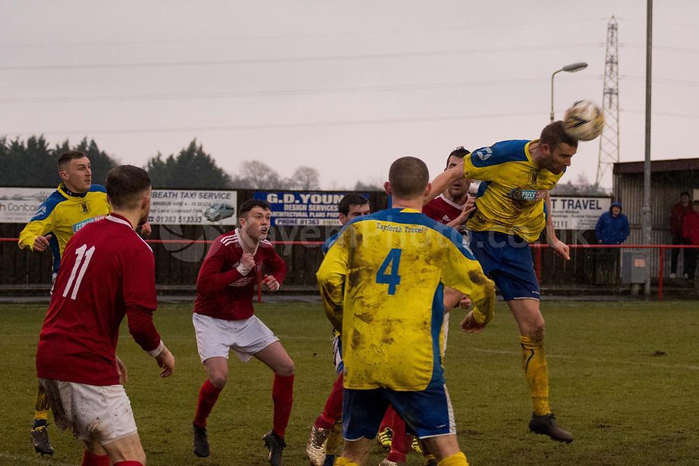 Man of the Match: Stuart Hunter