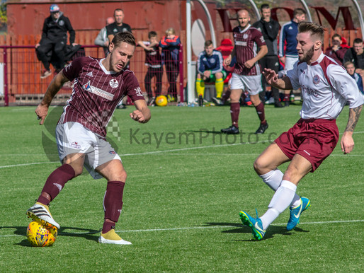 Goals Keep Coming for Kelty