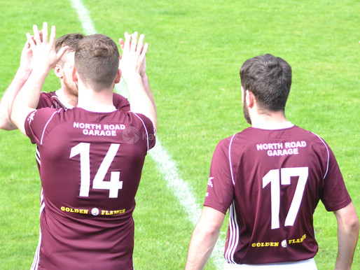 Kelty Back On Track In the Vale