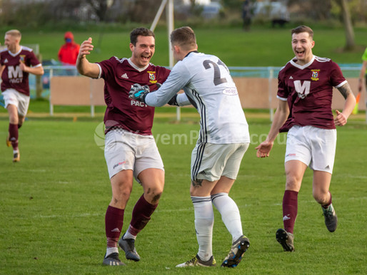 Adams' Trick Is A Treat For Tranent