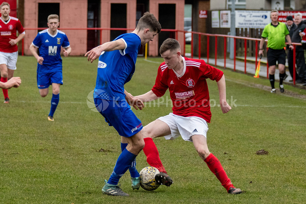 Man of the Match: Joe Kirby