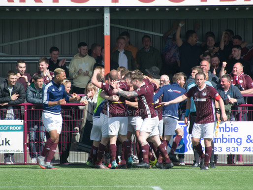 Kelty Overcome Thistle To Be Crowned Champions