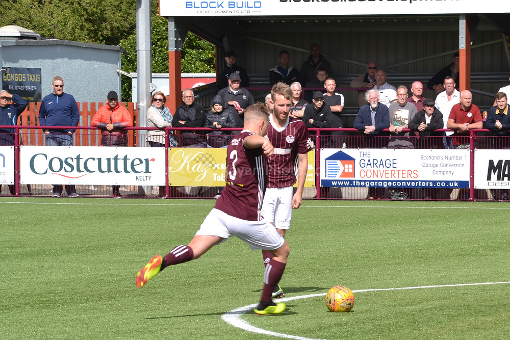 Scott Taylor MacKenzie gave Kelty a share of the points