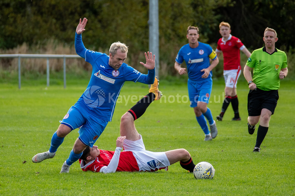 Man of the Match: Jamie Stevenson