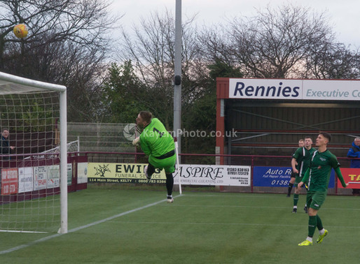 Kelty Fight Back To Rescue A Point