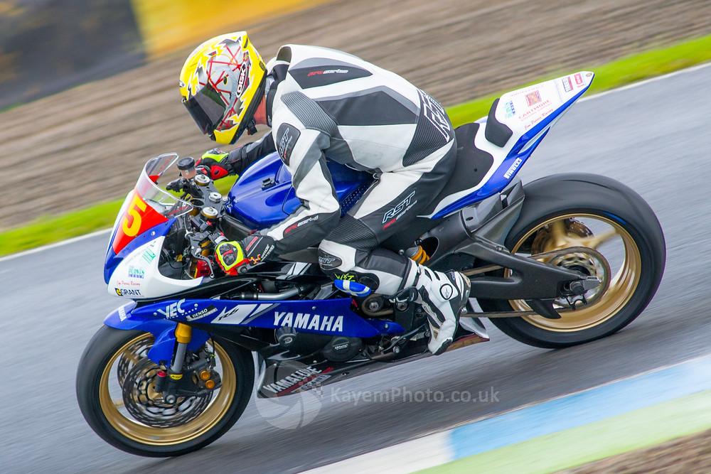 Jim Purvis Yamaha R6