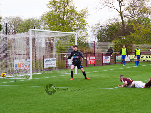 Kelty Edge Out Bo'ness To Grab A Valuable Win