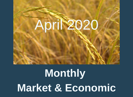 April 2020 Market & Economy Update