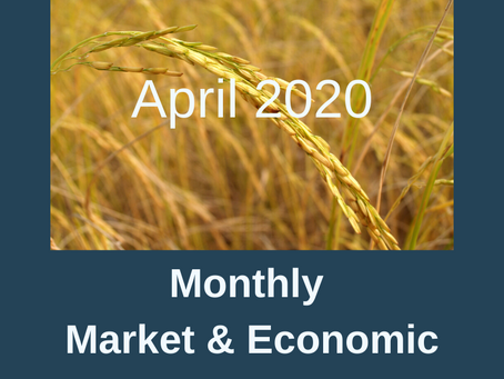 April 2020 Market & Economy Update