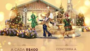 """Natal Luz"" do Minas Shopping vai sortear uma Mercedes"