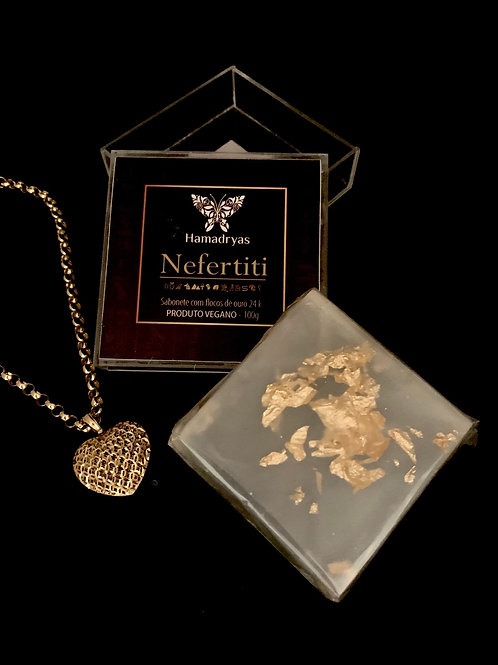 Sabonete vegano Nefertiti