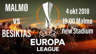 Malmö maçına Beşiktaşlı taraftar yasağı