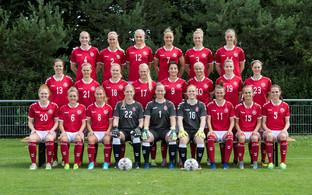 Sølv tl danske kvinder i EM Fodbold 2017
