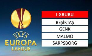 UEFA Avrupa ligi Malmö vs Beşiktaş