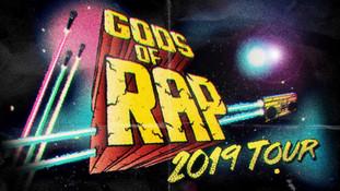 Gods Of Rap i Royal Arena