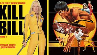 Tarantino vs. Bruce Lee