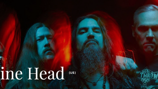 "Machine Head ""Burn My Eyes 25th Anniversary Tour"" i Amager Bio"