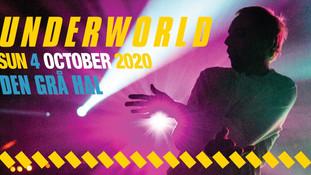 Underworld Live i Den Grå Hal