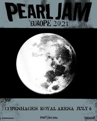 Pearl Jam i Royal Arena