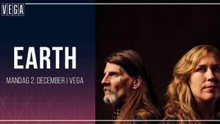 Drone Metal band EARTH i Vega