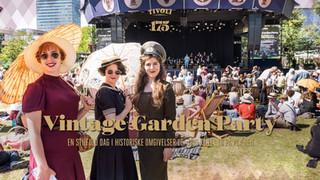 TİVOLİ Vintage Garden Party 2020