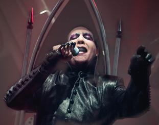 Marilyn Manson i Århus