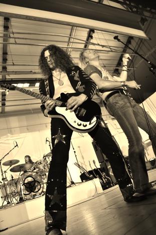 50-årsfejringen med Led Zeppelin