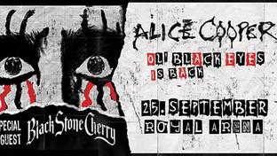 Alice Cooper:Ol Black Eyes Is Back
