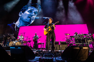 John Mayer satte rekord i Royal Arena