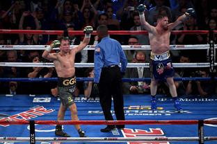 Dünya Boks Şampiyonu GGG kemerini korudu