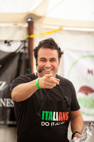 Miguel Maestre - Chef