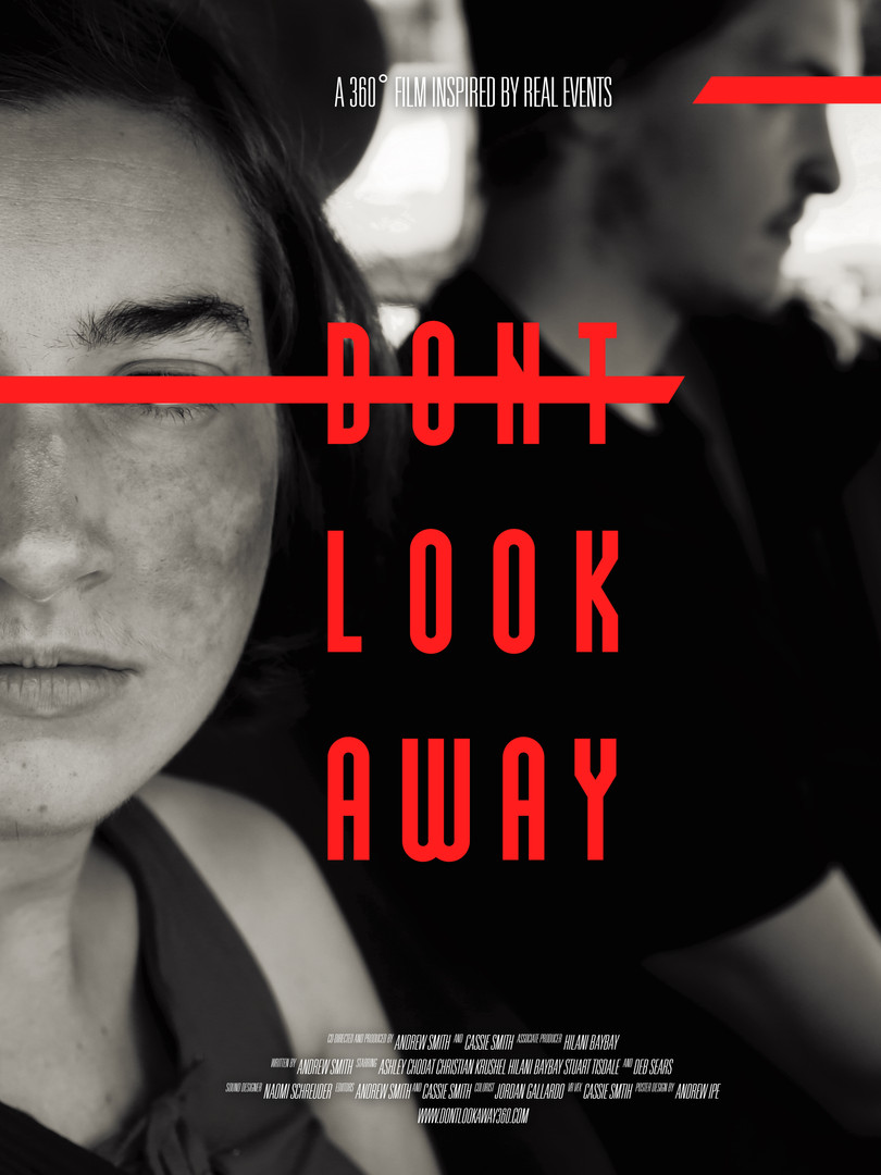 Don't Look Away (2018)