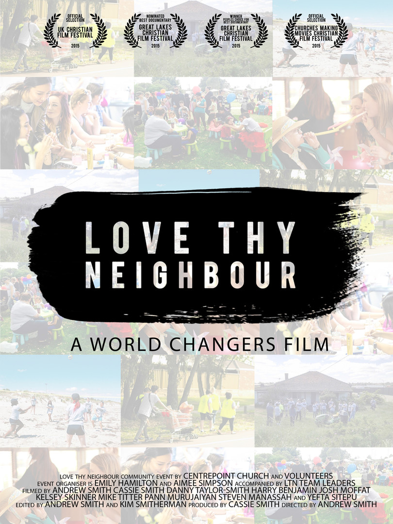 Love Thy Neighbour (2015)