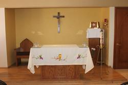 Altar Capilla