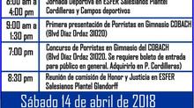 Intersalesianos Secundaria Chihuahua 2018