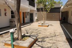 Patio Jardín de Niños